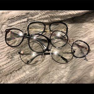 Accessories - 🌸Bundle of 5 fashion glasses
